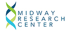 Midway Research Center Mobile Logo